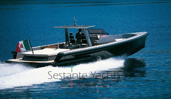 Wally Wally Tender Sestante Yachts Wally Tender