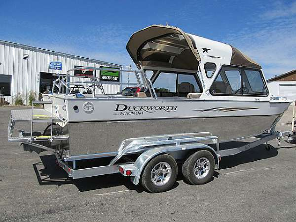 Duckworth Ultra Magnum Inboard Jet 22