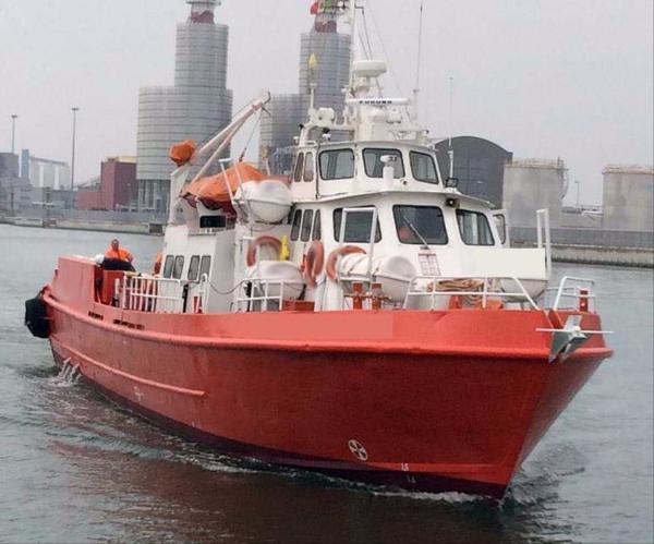 Crew Boat 1975 Crew Boat - 1975