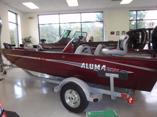 Alumacraft Pro 185