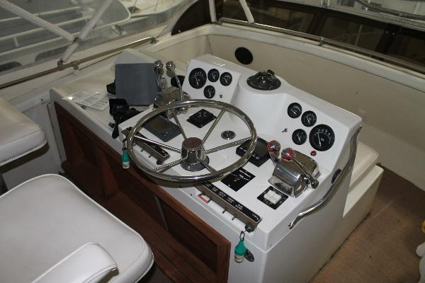 Viking 43 Double Cabin Motor Yacht