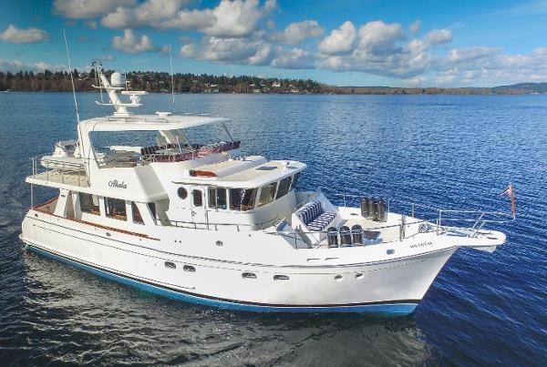 """Selene 54 DH Ocean Trawler Selene 54 """"Akela"""""""
