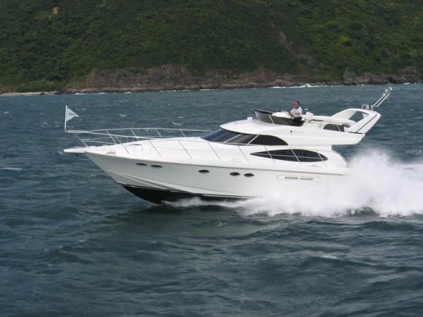 Dyna Yachts 48