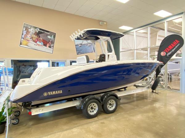 Yamaha Boats 255 FSH