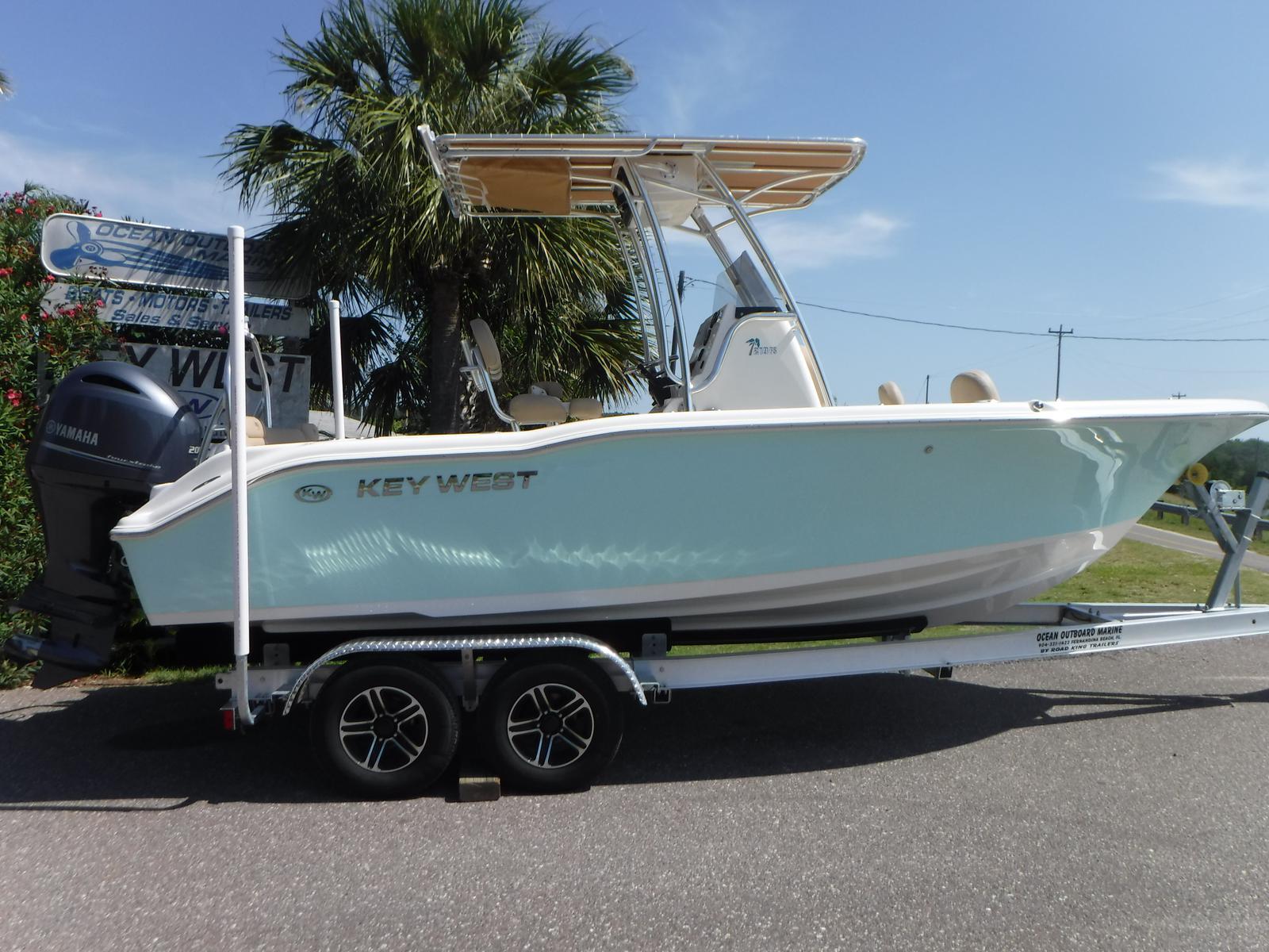 2018 Key West 219 FS, Englewood Florida - boats.com