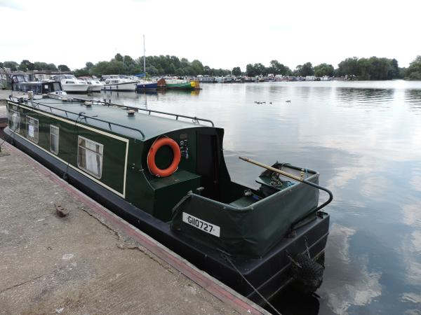 Narrowboat Black Country Boats