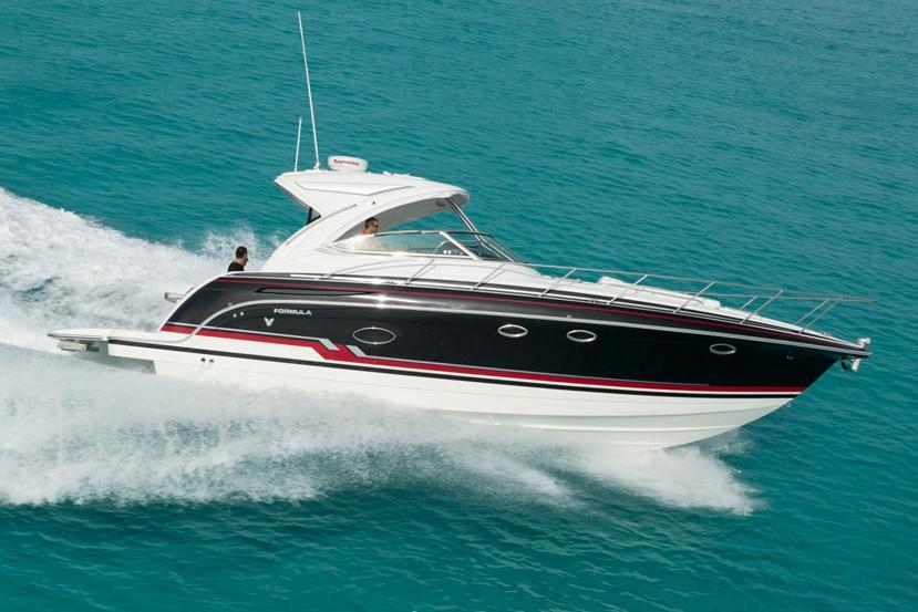 Formula Boat image