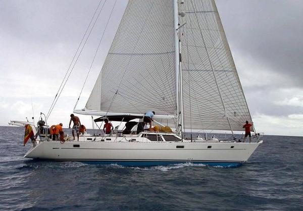 Oyster 55 Cruiser Racer