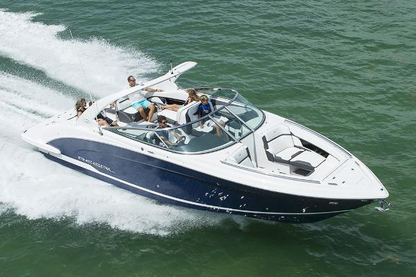 Regal 3200 Bowrider Manufacturer Provided Image