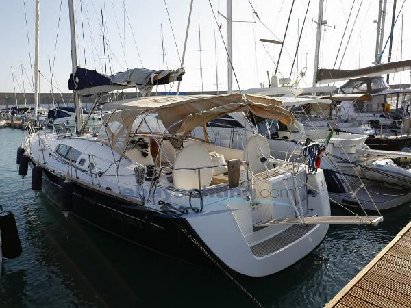 Beneteau Oceanis 50 Abayachting Beneteau Oceanis 50 1