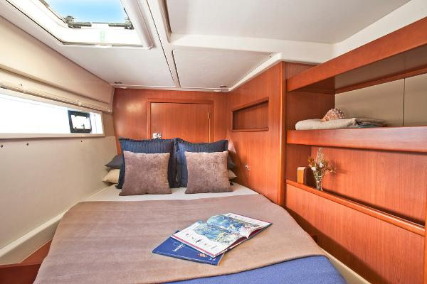 Moorings 4800 Cabin