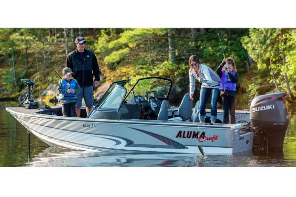 Alumacraft Edge 175 Sport