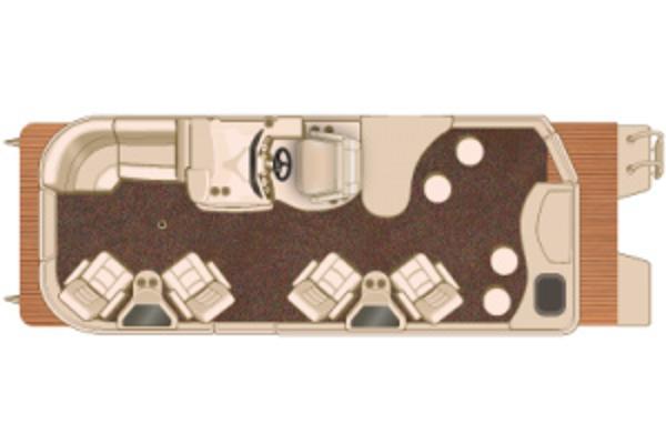 Starcraft Majestic 256 Starport Starliner
