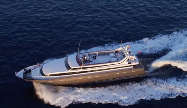 Mondomarine Custom Built 38 mt