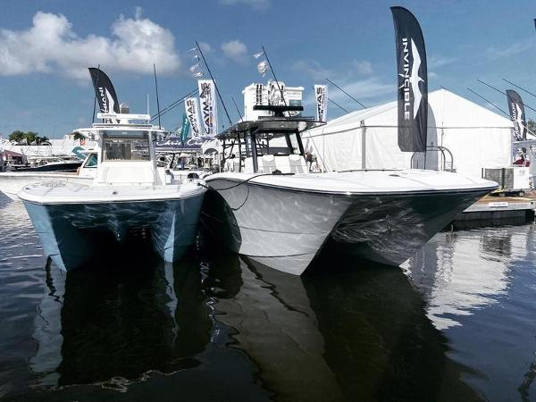 Invincible 46' Catamaran