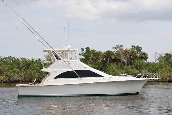 Ocean Yachts 48 Super Sport Main Profile