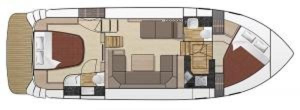 Broom 370 Double Cabin Layout Plan