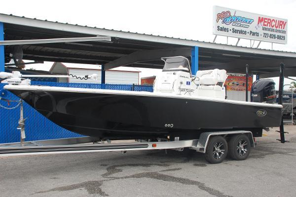 Sea Hunt RZR 24 Razor