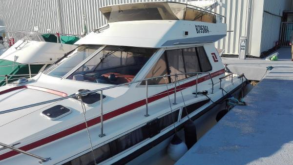 Storebro 380 Biscay Profile