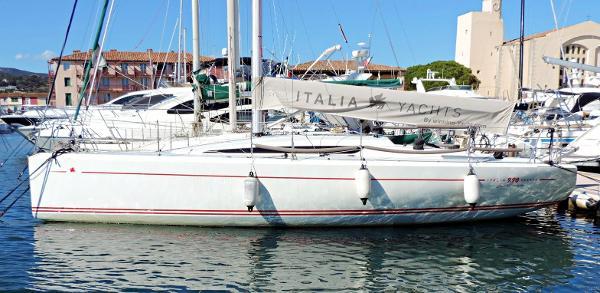 Custom Italia Yachts Italia 9.98 Fuoriserie Image 1