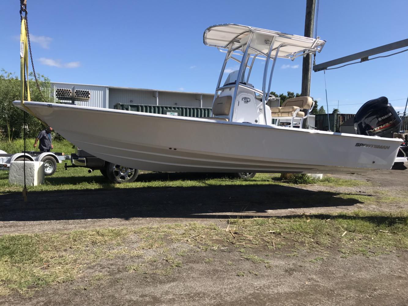 Sportsman Boats 234 Tournament