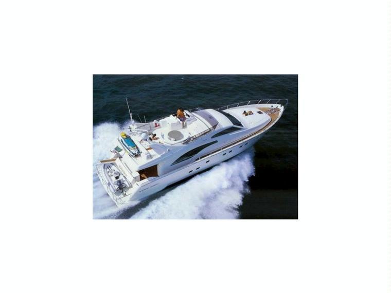 Ferretti Yachts Ferretti 68