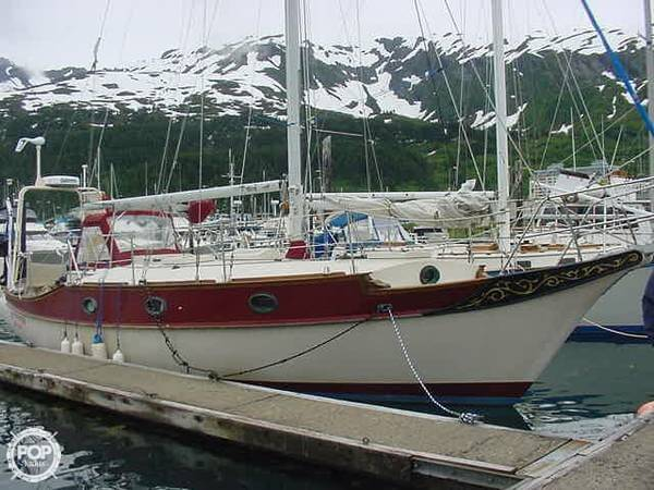 Canadian Sailcraft 37 1980 CSY 37 for sale in Whittier, AK