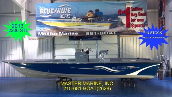 Blue Wave 2200 STL