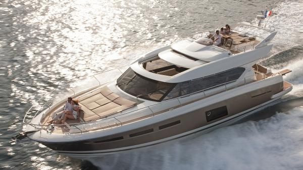 "Prestige Yachts 630 S ""Sistership Photo"""