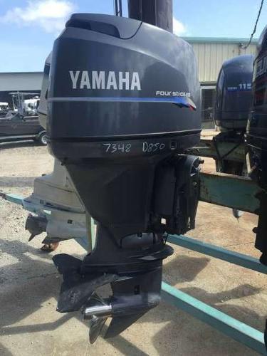 Yamaha Outboards 80HP 4-Stroke