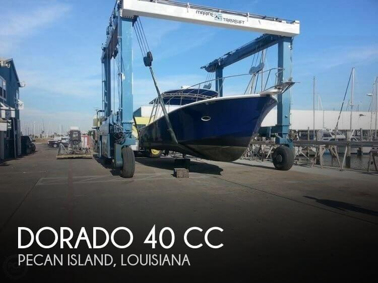 Dorado 40 Center Console 2002 Dorado 40 CC for sale in Pecan Island, LA