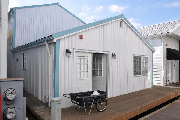 Larson Boat House