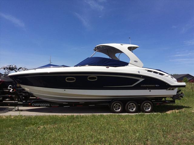 Chaparral SSX Sportboat 327 SSX