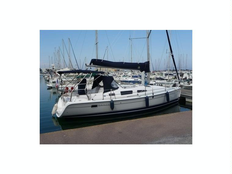 HUNTER MARINE  USA HUNTER MARINE  USA HUNTER 33 FJ40805