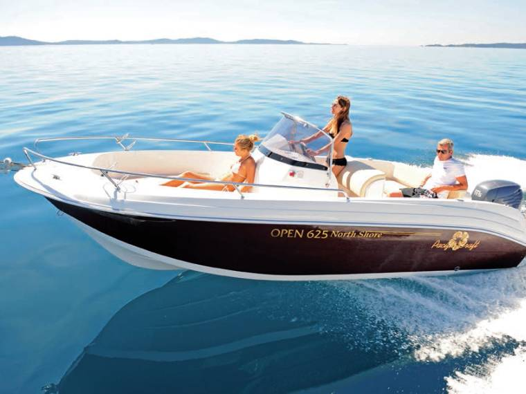 Pacific Craft PACIFIC CRAFT 625 Open