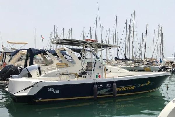 SeaVee 290 inboard