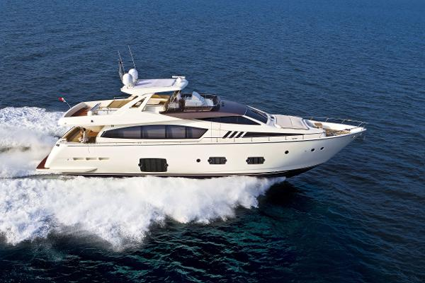 Ferretti Yachts 800 Manufacturer Provided Image: Ferretti 830