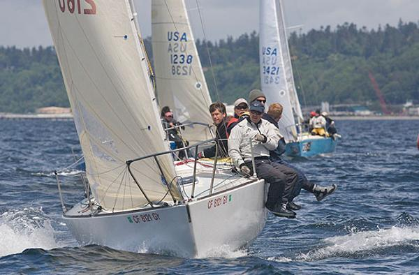 J Boats J24-North American's Winner