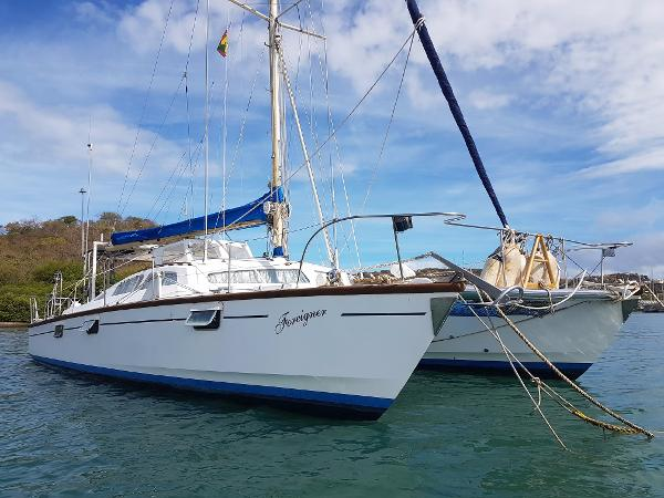 Catamaran Apache SailCraftMcAlpineDownie