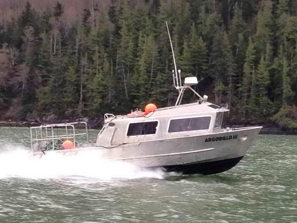 Argos Passenger / Crew Boat