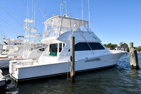 Viking Convertible Starboard Side