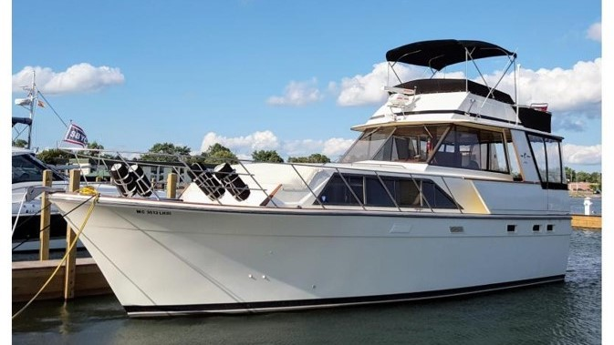 Egg Harbor 40 Motor Yacht Egg Harbor 1982 40 Motor Yacht