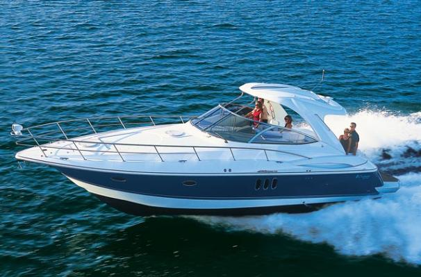 Cruisers Yachts 420 Express Manufacturer Provided Image