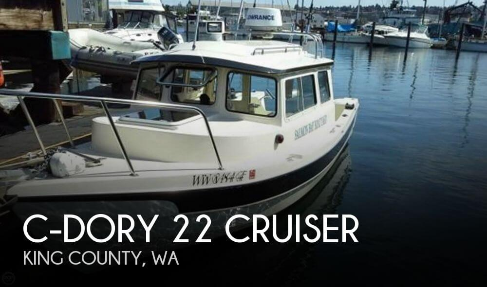 C-dory 22 Cruiser 2006 C-Dory 22 Cruiser for sale in Seattle, WA