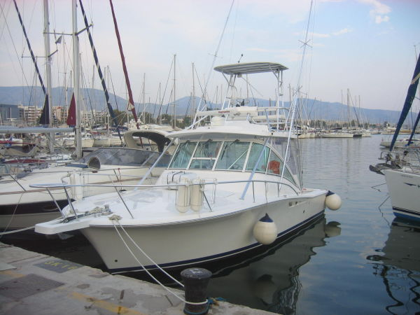 Luhrs 32 Open Photo 1