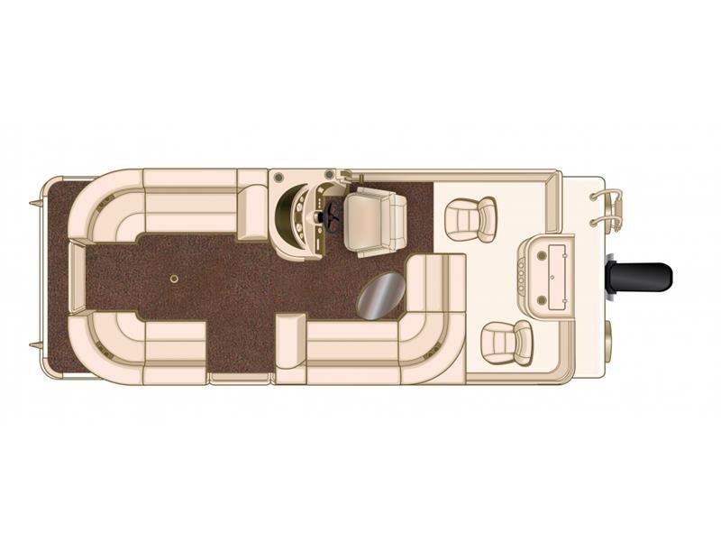 Sunchaser Classic Fish 8522 Cruise-N-Fish