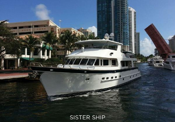 Outer Reef Yachts 860 MY