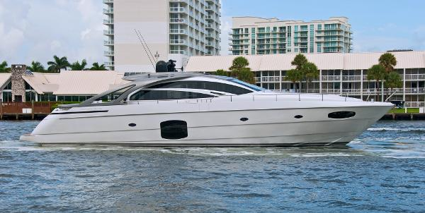 Pershing 70 2016 Pershing 70 - Profile
