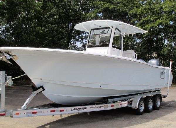 Sea Hunt Gamefish 30 With Forward Seating