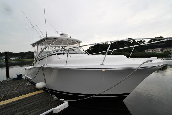 Luhrs 30 Hard Top